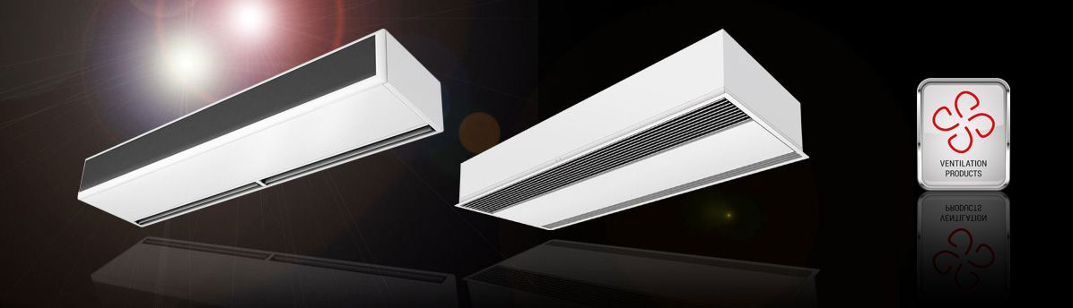 Produktheader - Air Curtain - Windbox