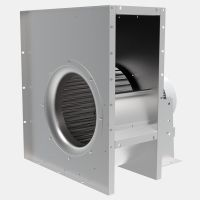 Centrifugal fans with forward curved impellers and IEC standard motor
